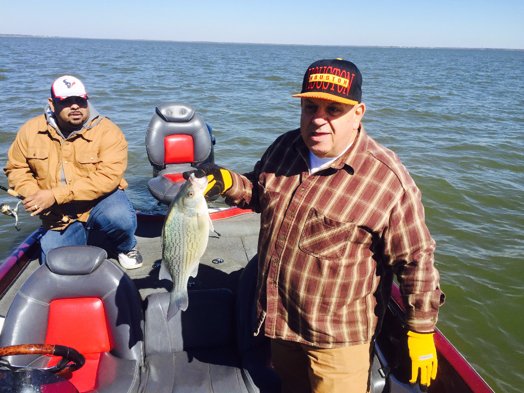 Fishing image gallery 2016 steve schiele for Lake lewisville fishing guide