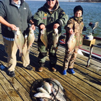 Lake Lewisville Hybrid Guided Fishing Trip