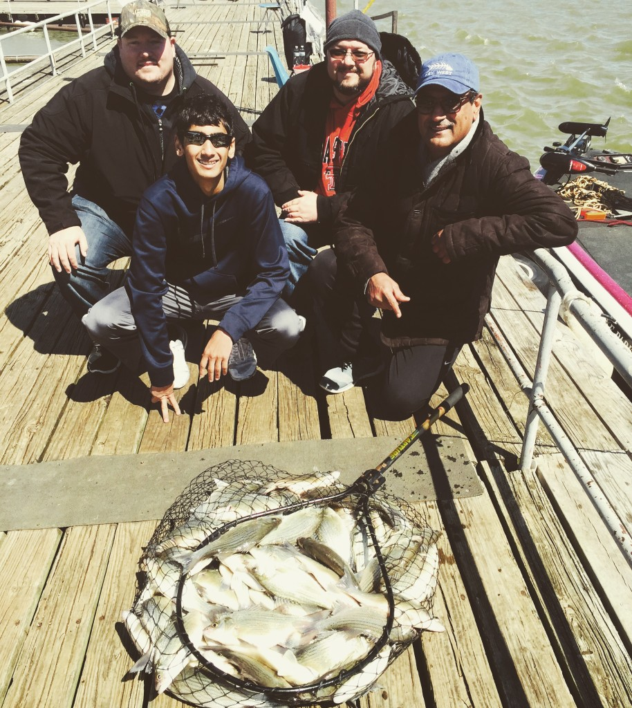 Freshwater fish lewisville tx - Fat Net Full Of Sand Bass