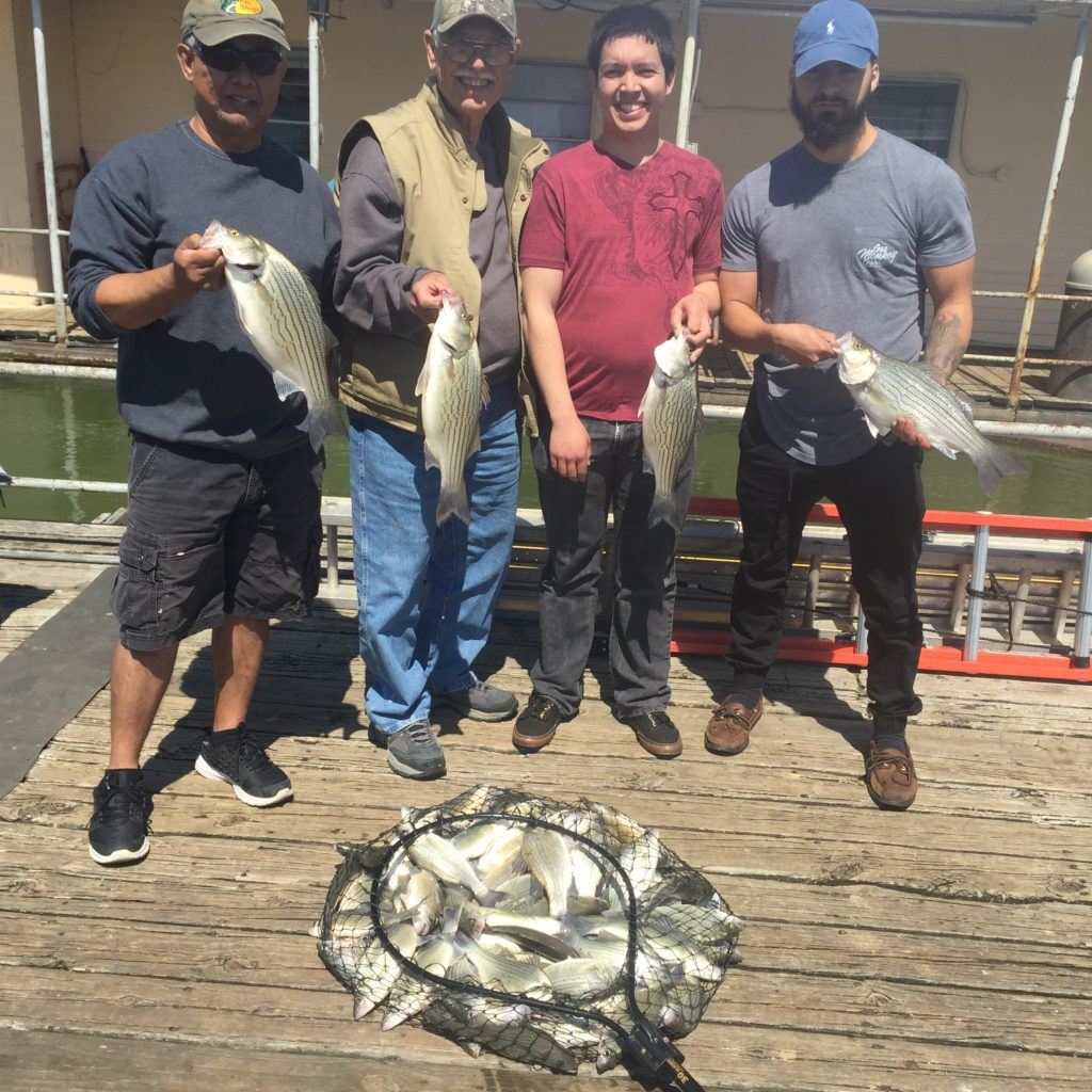 Dallas Group Fishing Trip