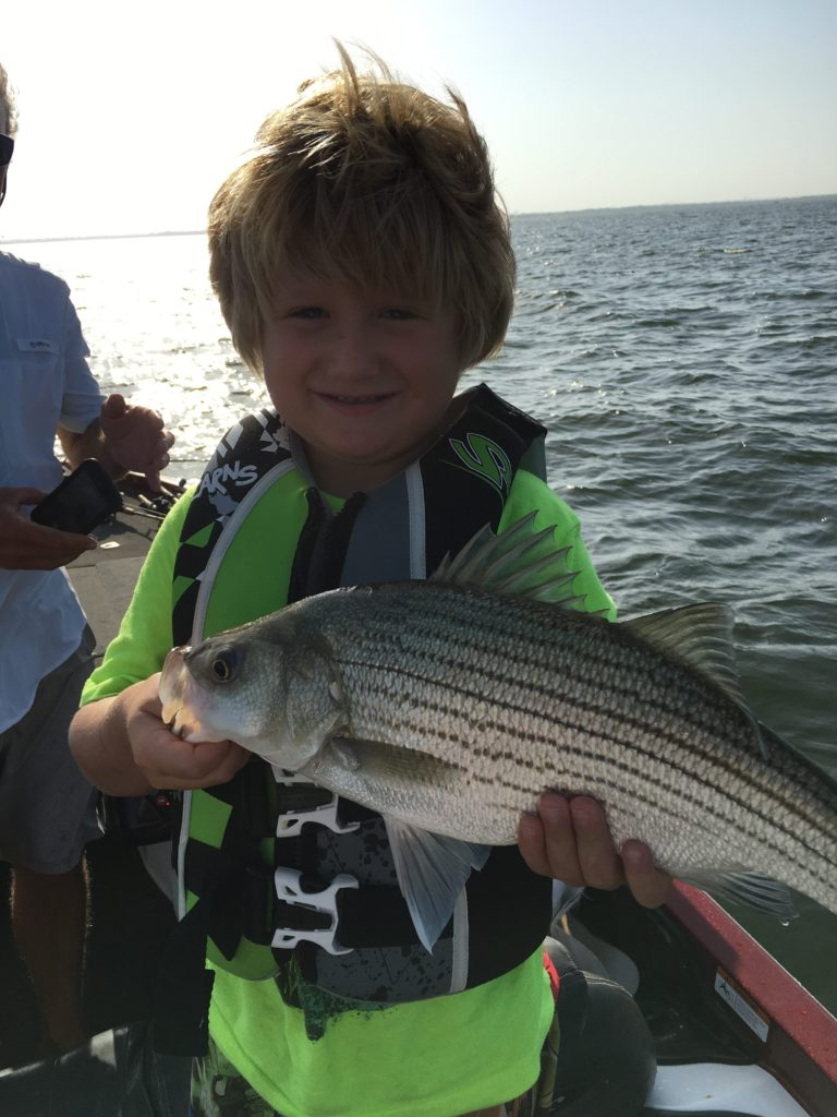 Lake Lewisville Fishing Guide